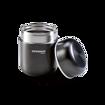 圖片 德國寶可摺疊式高速電蒸鍋 送不銹鋼真空保溫燜燒杯 280ml
