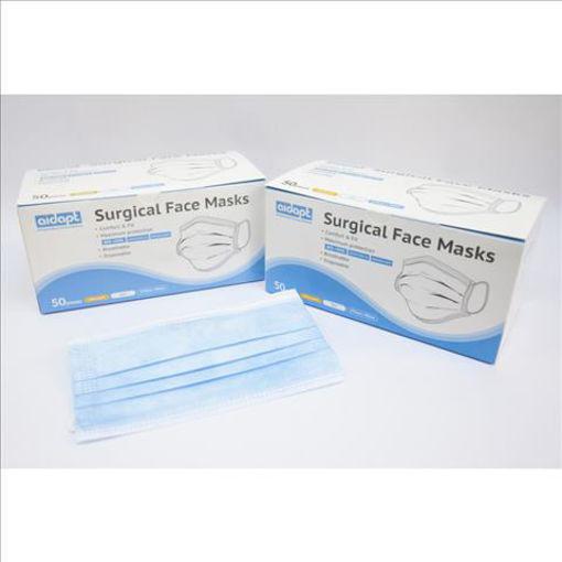 圖片 AIDAPT醫療防護口罩 (兩盒裝)