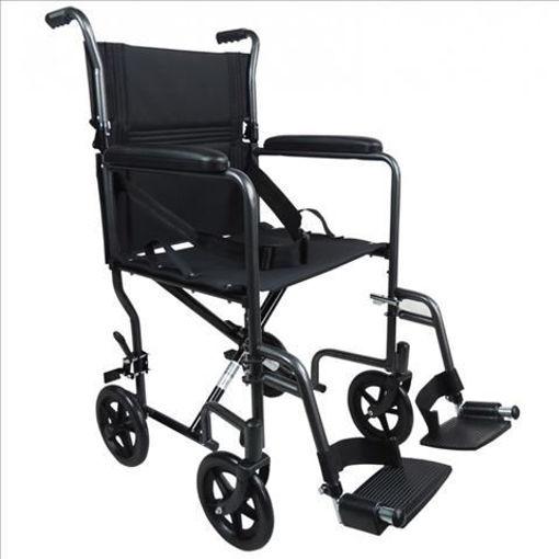 圖片 AIDAPT 輕巧式鋼製輪椅 (錘擊效果)
