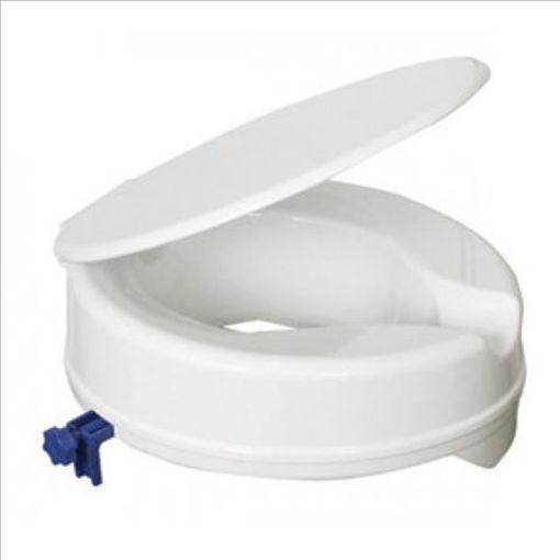 圖片 AIDAPT 座廁加高器 - 2 寸帶蓋
