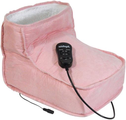 圖片 AIDAPT 導熱按摩保暖腳套 - 粉紅色