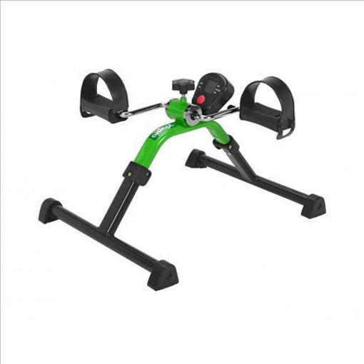 圖片 AIDAPT 可摺疊腳踏復康單車(附有電子儀) - 綠色