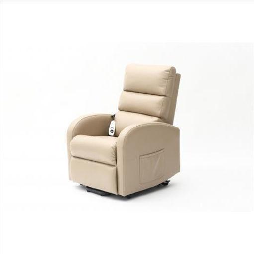 圖片 AIDAPT Ecclesfield系列可升降電動臥椅(小型)- 米色