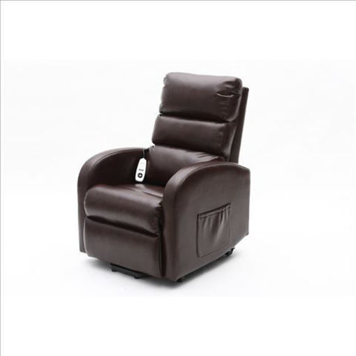 圖片 AIDAPT Ecclesfield系列可升降電動臥椅(小型)- 深棕色