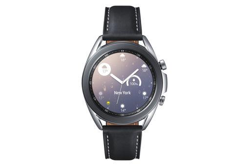 圖片 Samsung Galaxy Watch3 不鏽鋼 (41mm, 藍牙) - 亮光銀