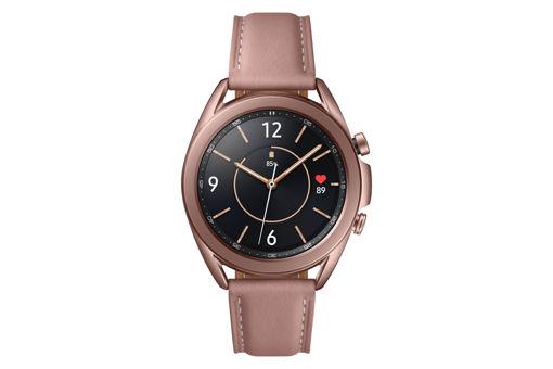 圖片 Samsung Galaxy Watch3 不鏽鋼 (41mm, 藍牙) - 霧光銅