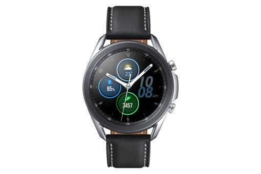 圖片 Samsung Galaxy Watch3 不鏽鋼 (45mm, 藍牙) - 霧光黑