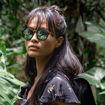 圖片 Kapten & Son Maui 系列藍色鏡面黑框太陽眼鏡