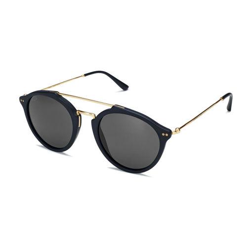 圖片 Kapten & Son Fitzroy系列磨砂黑框黑鏡太陽眼鏡