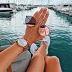 圖片 Kapten & Son Amsterdam系列粉紅色鏡面太陽眼鏡