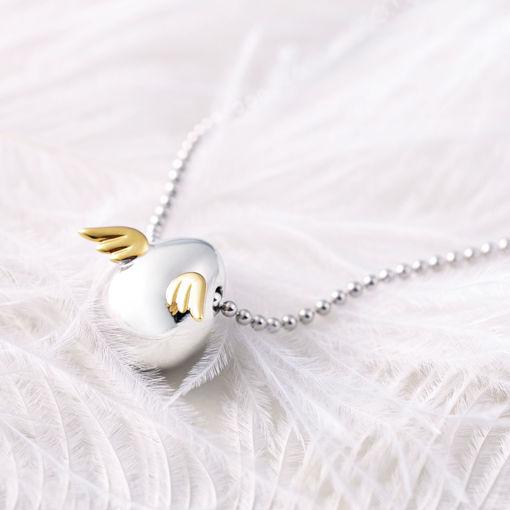 圖片 Tenshi no Tamago天使の卵Angel Egg系列純銀頸鍊