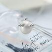 圖片 Tenshi no Tamago天使の卵Angel Egg系列純銀珍珠款頸鍊