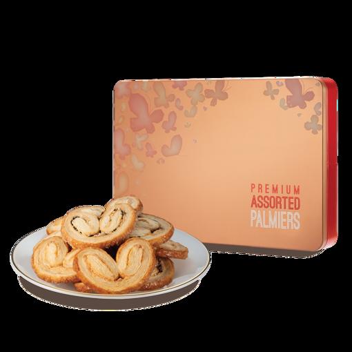 圖片 聖安娜 法式蝴蝶酥禮盒(券)