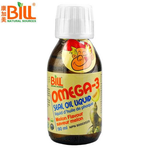 圖片 康加美Omega 3海豹油滴劑(蜜瓜味) 90ml