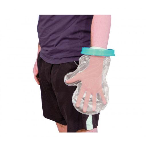 圖片 AIDAPT - 沐浴防水保護手套 - 成人手掌款