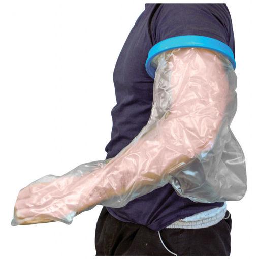圖片 AIPDAT - 沐浴防水保護手套 - 成人長臂款
