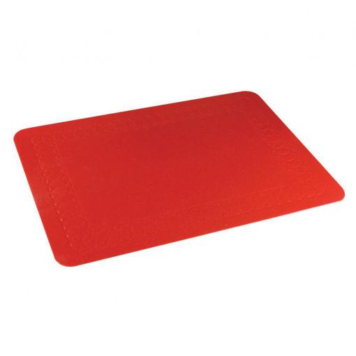 圖片 AIDAPT - 矽橡膠防滑墊35.5x25.5厘米 (紅色)