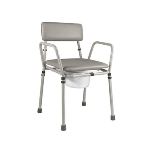 圖片 AIDAPT 可調高便廁沐浴椅