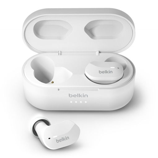 圖片 Belkin SOUNDFORM™ 真無線耳機 (白色)
