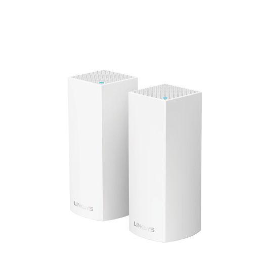 圖片 Linksys Velop 智慧型網狀 WiFi 系統,三頻 (AC4400) (兩個裝)