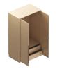 圖片 德國寶 雙門衣櫃(W)1000x(D)590x(H)2000mm