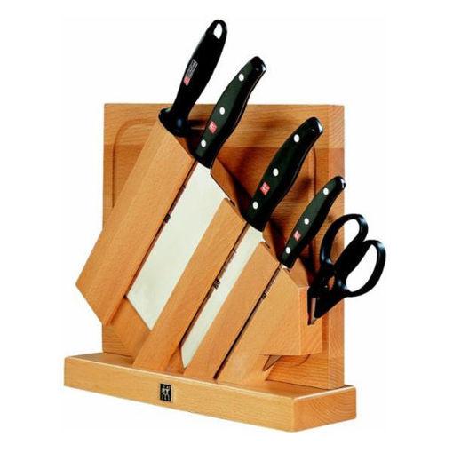 圖片 德國孖人牌TWIN Pollux刀座套裝6件