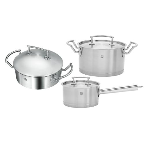 圖片 德國孖人牌TWIN Select 鍋具套裝3件