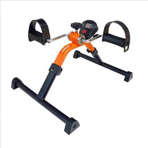 圖片 AIDAPT 可摺疊腳踏復康單車(附有電子儀) - 橙色