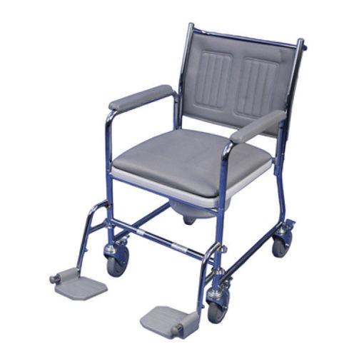 圖片 Linton可移動沐浴便廁椅