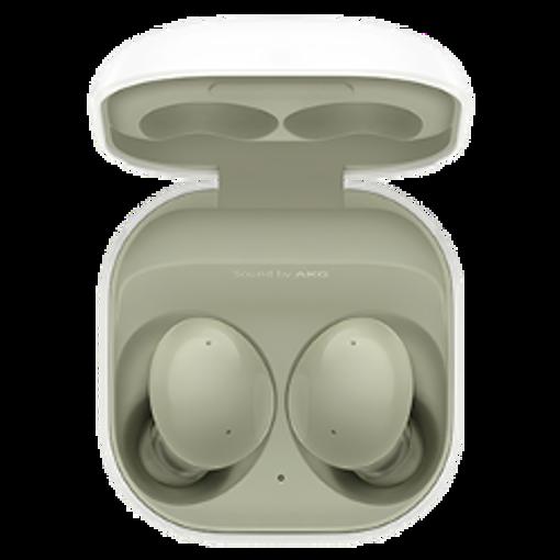 圖片 Galaxy Buds2 無線降噪耳機 - 橄欖色