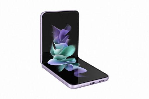 圖片 Galaxy Z Flip3 5G 智能手機 - 丁香紫