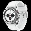 圖片 Galaxy Watch4 Classic 智能手錶 (42mm, 藍牙) - 銀色